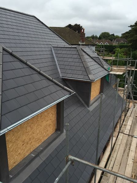 Sage Roofing South West | Our Services | New Roofs | Almondsbury | After Image 1