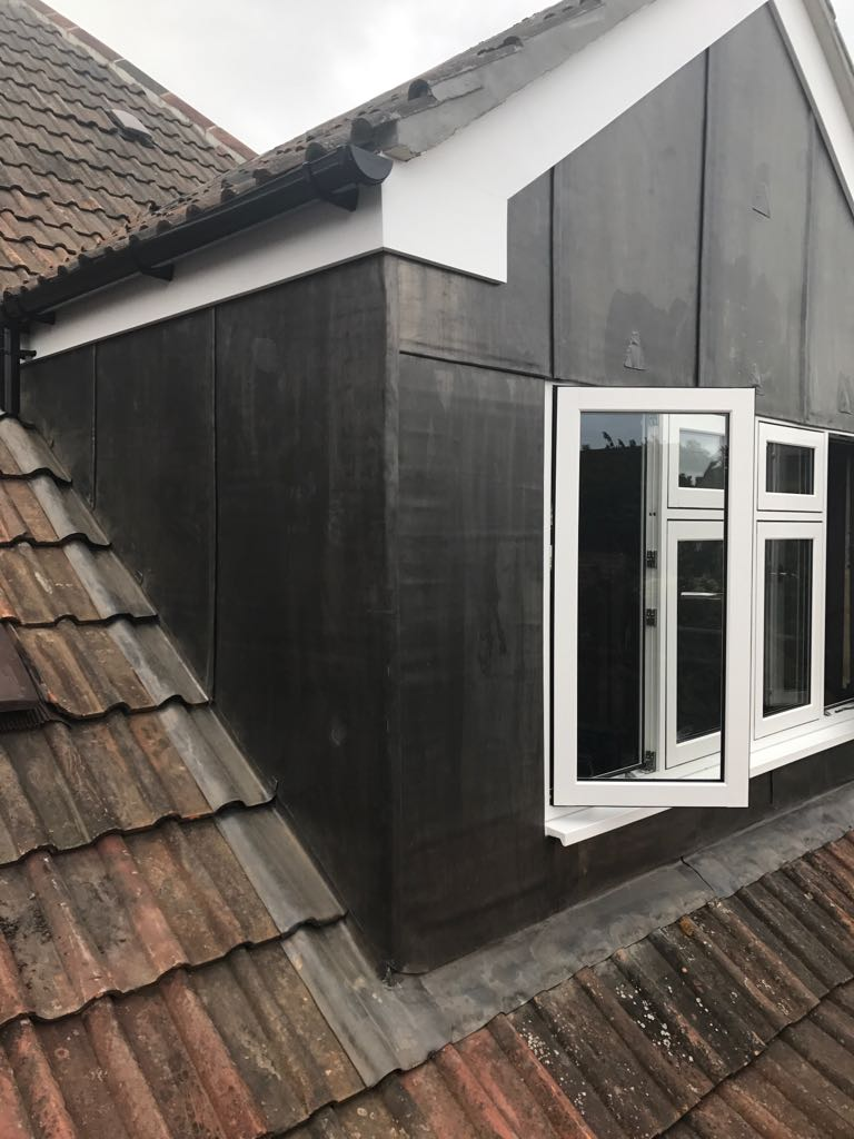 Sage Roofing South West | Our Services | Leadwork | Tockington Manor After Image 2