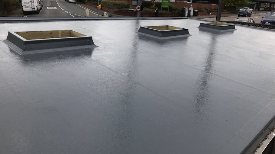 Sage Roofing South West | Flat Roof Image 2