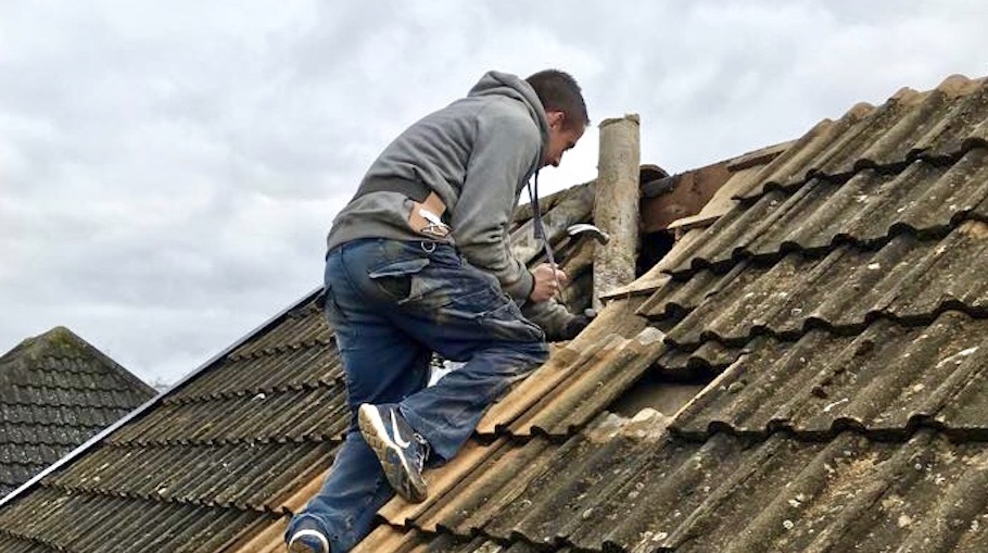 Sage Roofing South West | Our Services | Roof Repairs | Justin Image