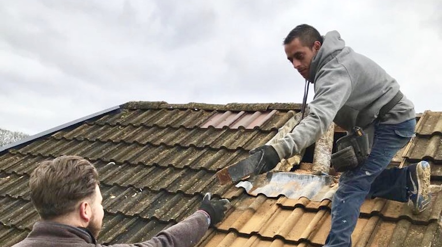 Sage Roofing South West | Our Services | Roof Repairs | Team Image
